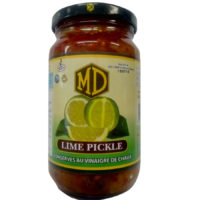 MD Lime Pickle - 375g